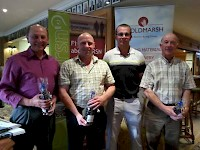 4th Place Prize Winners: Wrawby Foursomes
